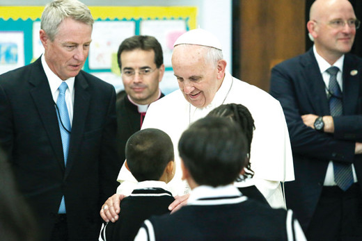 Catholic NY Newspaper: Bar Set High for School Year, Superintendent Says